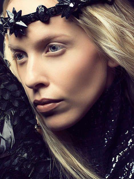 Emma Falkenstrom by Atif Abu-Samra is Gorgeously Regal #fairytale trendhunter.com