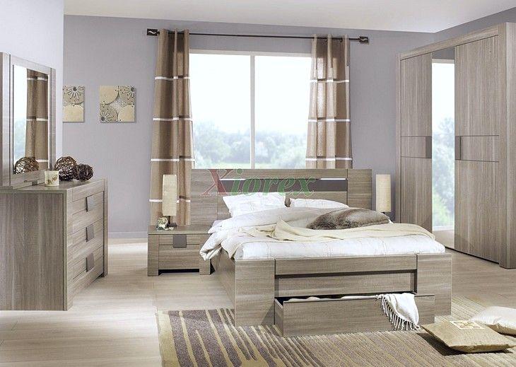 light oak bedroom furniture for stylish aesthetic decoration