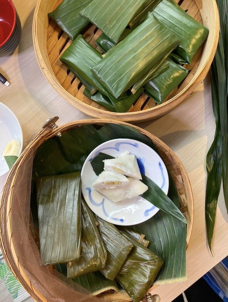 Kue Pisang Nagasari Authentic Indonesian Gluten Free Cake Gluten Free Banana Gluten Free Snacks Free Snacks