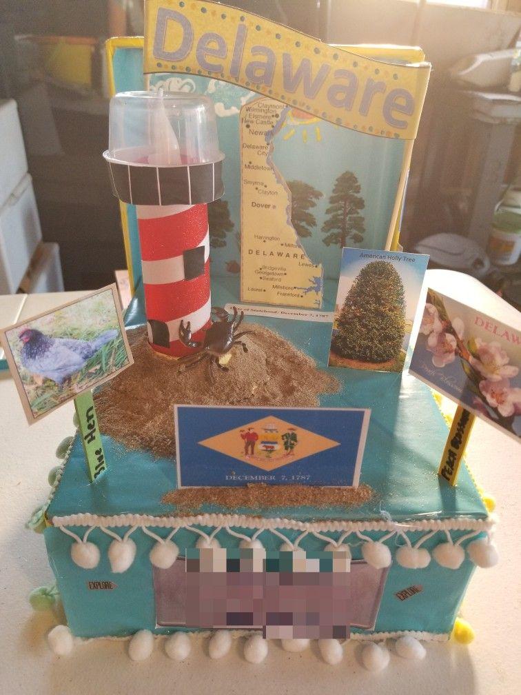 Delaware State Float School Project Ideas Delaware State