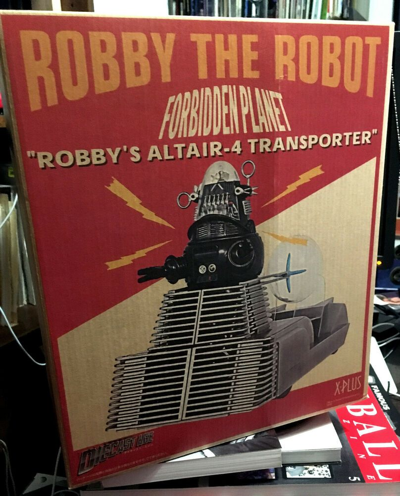 X-Plus ROBBY THE ROBOT Forbidden Planet Altair - 4