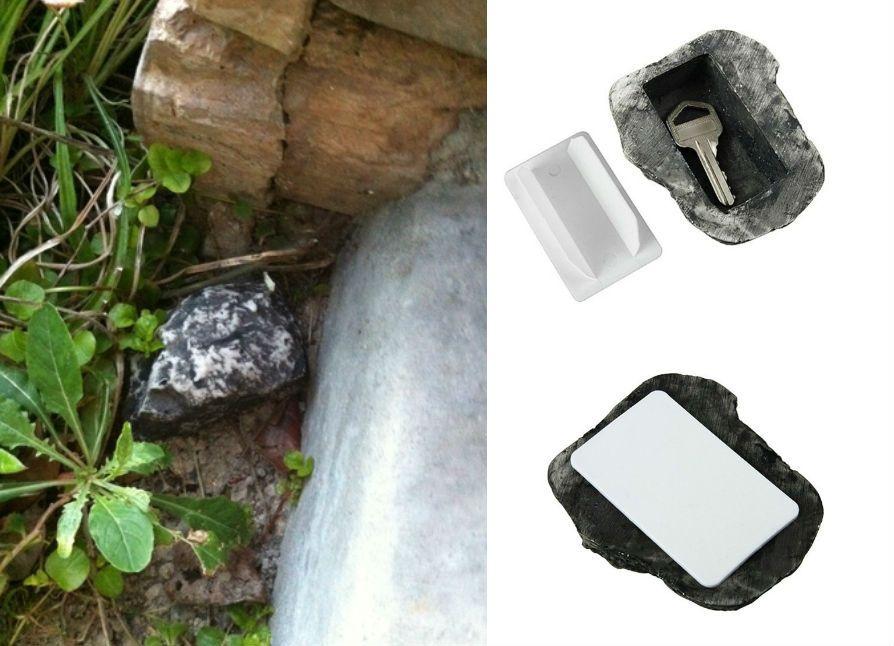 Brilliant Product - Rock Hide a Key