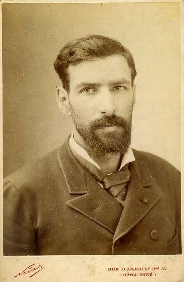 Pierre Savorgnan De Brazza 1852 1905 Mypinholepinups Vintage Beard Vintage Men Victorian Men