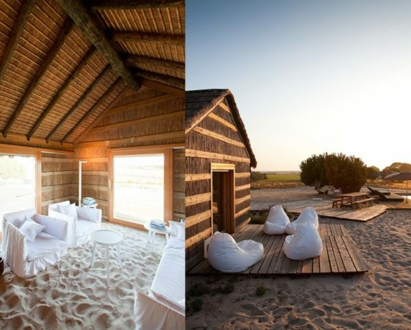 Architektur Ferienhäuser casas na areia 1 ferienhäuser architektur ferienhäuser portugal