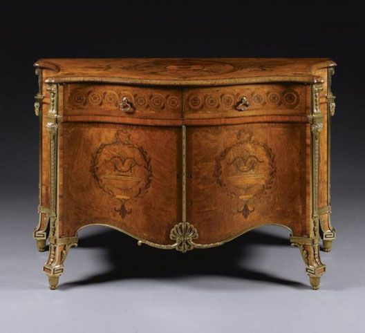 Behold the World's Most Expensive Piece of English Furniture - Behold The World's Most Expensive Piece Of English Furniture
