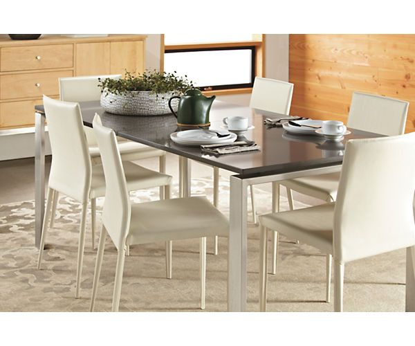 DINING? Room & Board - Enzo Chair in white