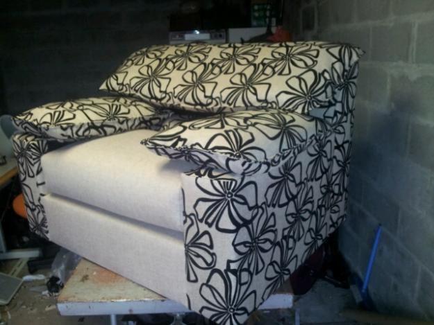 Reupholstery and repairs