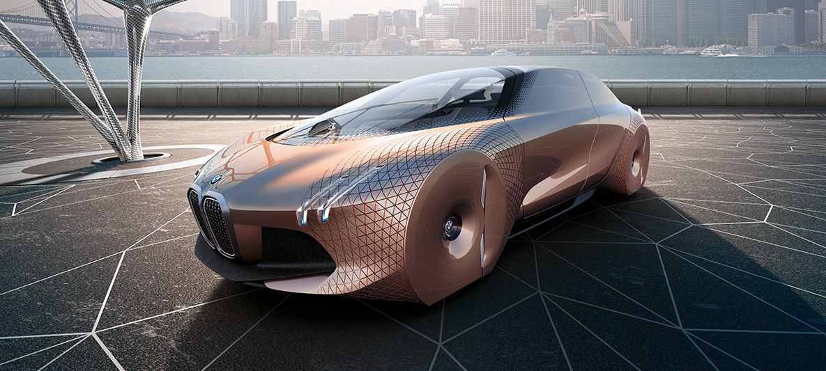 BMW VISION NEXT Phat Cars Pinterest BMW And Cars - Phat cars
