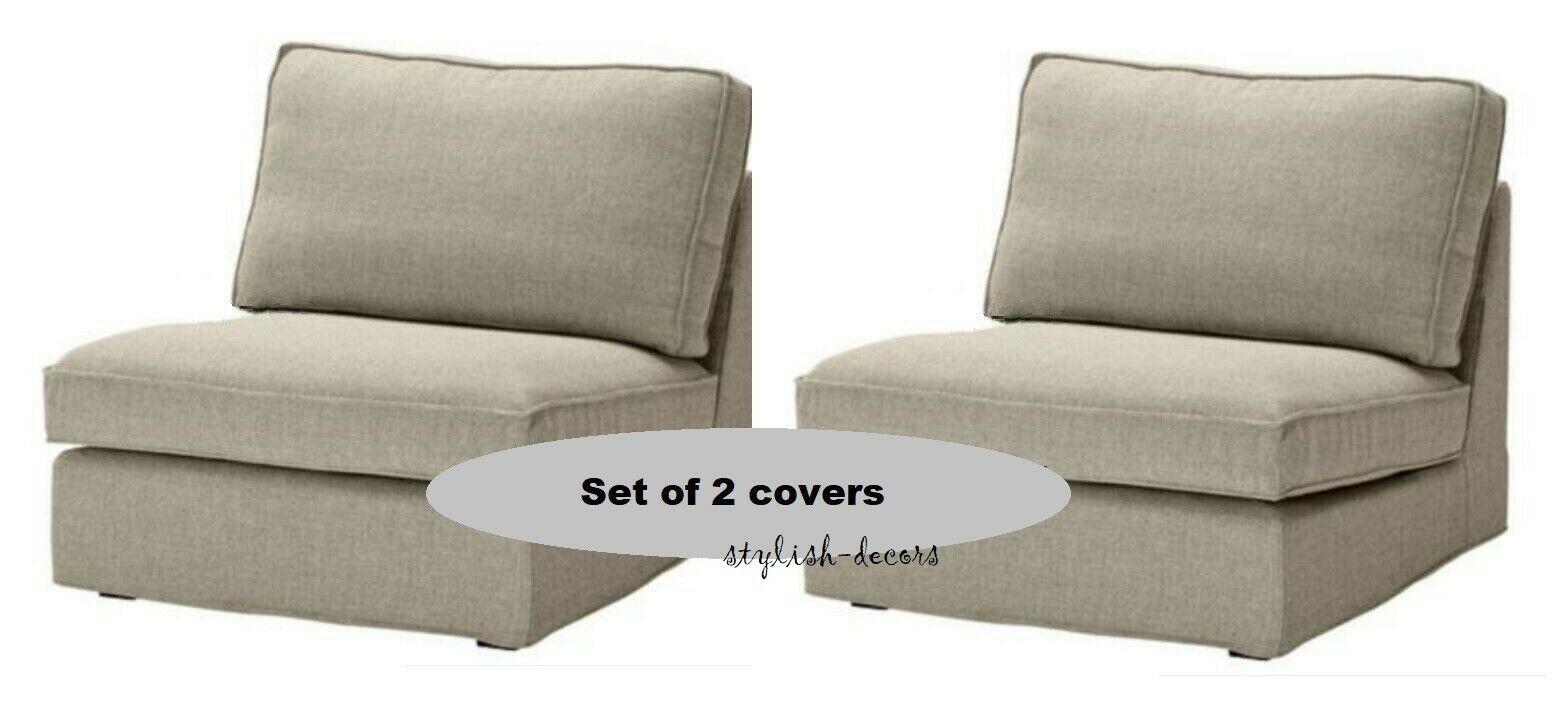 Ikea Kivik 1 Seat Sofa Covers Teno Light Gray Two Sofa Chair