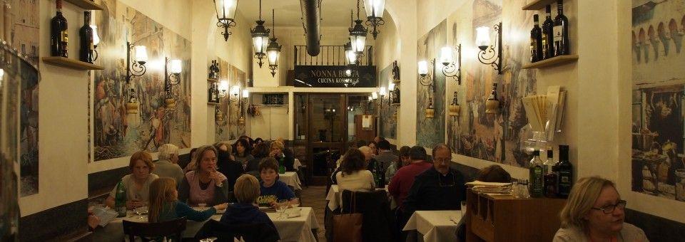 nonna betta - via del portico d'ottavia 16 - if you're looking for ... - Cucina Kosher Roma