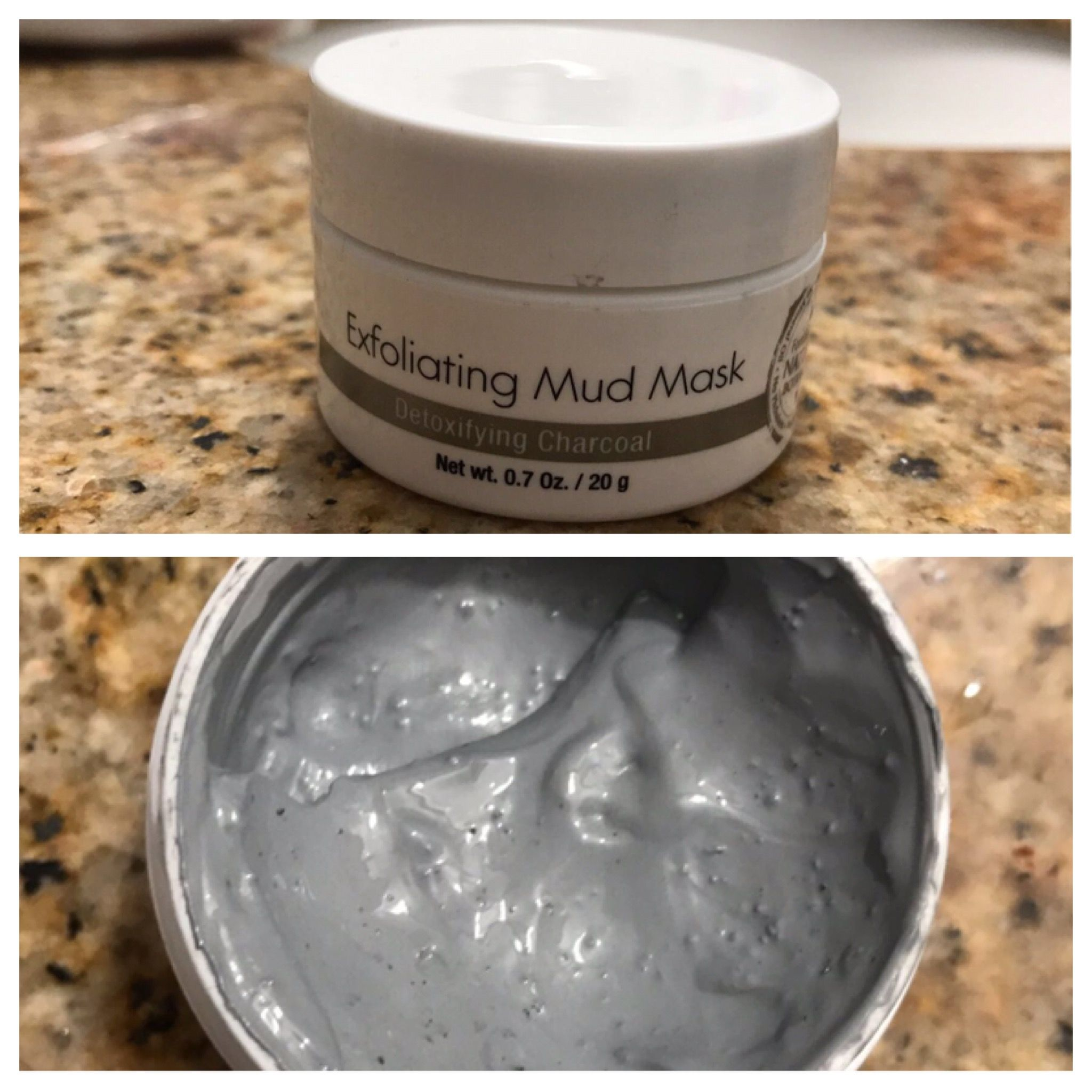 Tree Hut Skin Care Exfoliating Mud Mask With Detoxifying: Tree Hut Skin Care Exfoliating Mud Mask With Detoxifying