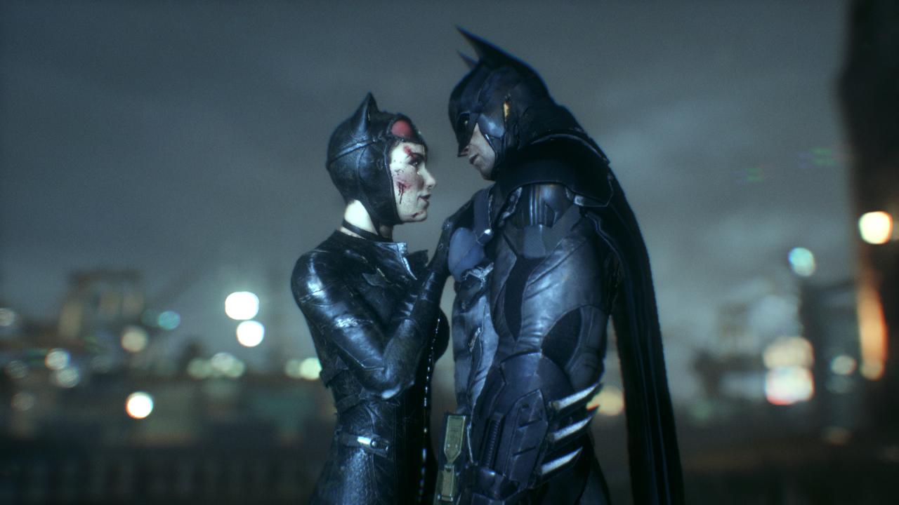 Pin by Rodney on My Batman Arkham Knight Screenshots