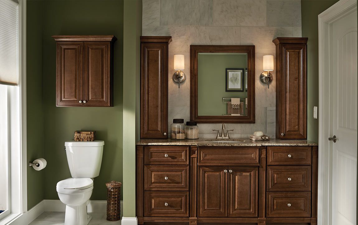 Inpiration Gallery Villa Bath Cabinets By Rsi Bathroom Wall Cabinets Kitchen And Bath Remodeling Bathroom Vanities Without Tops