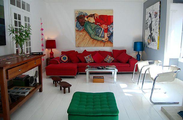 dcoracao.com - blog de decoração: PISO BRANCO, AGAIN