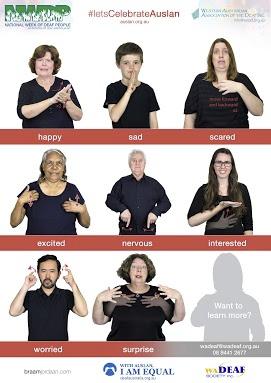 Western Australian Association of the Deaf Inc. Free