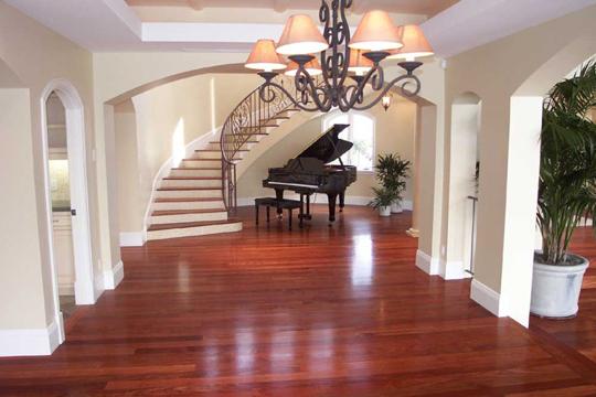 Mahogany Flooring Cherry Wood Floors