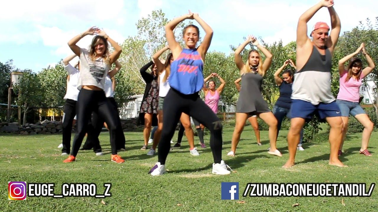 Quiéreme Bachata Zumba Fitness Dance Coreografia Zumba Bachata Baile