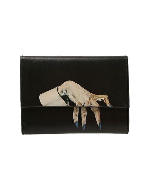 online store 66f69 5c0f8 UNDERCOVER MEN(アンダーカバー)のUCP4C01(財布)|ブラック ...