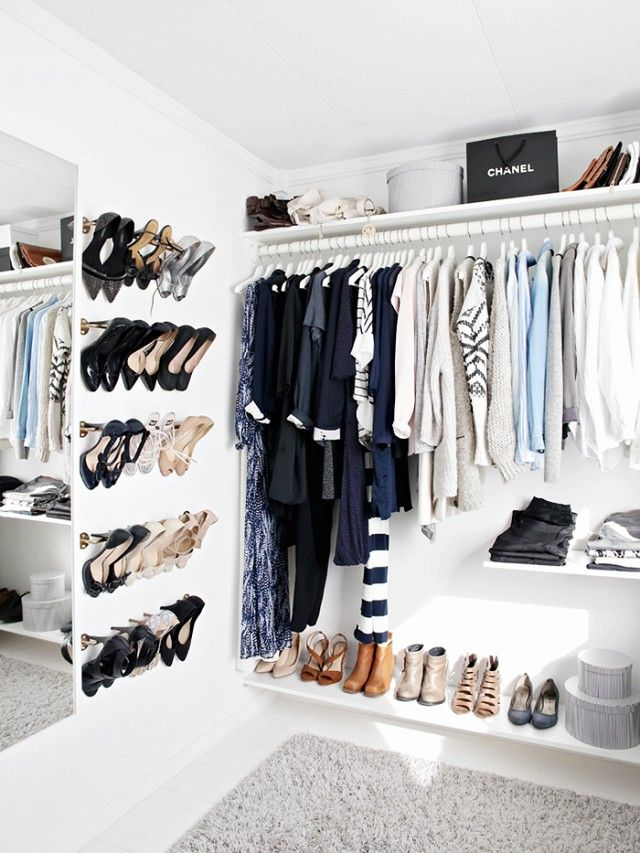 5 Closet Cleaning Tips You Haven't Heard Before Shoe