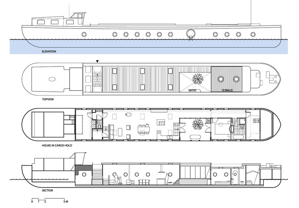 Barge House Diagram - 8mrkmpaaublomboinfo \u2022