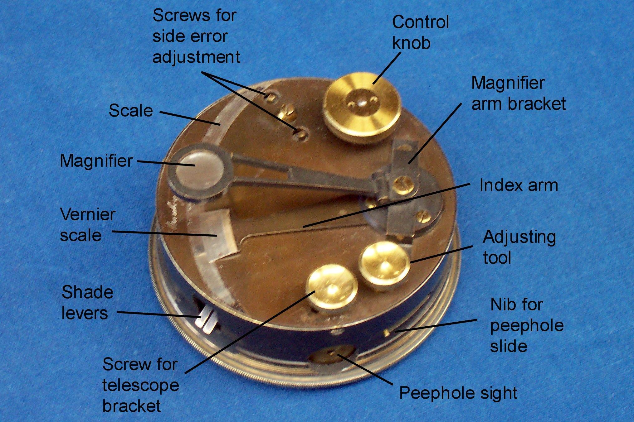 lufttemperatur messung sextant in Arkansas