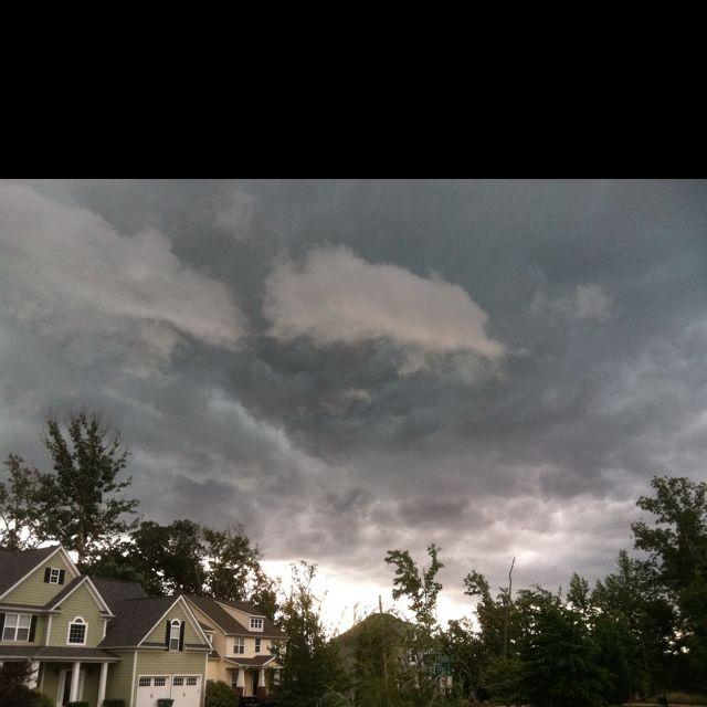 Stormy sky's NC