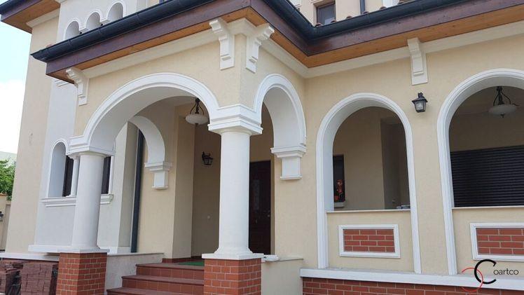 جي أر سي Grc House Styles House Design Design