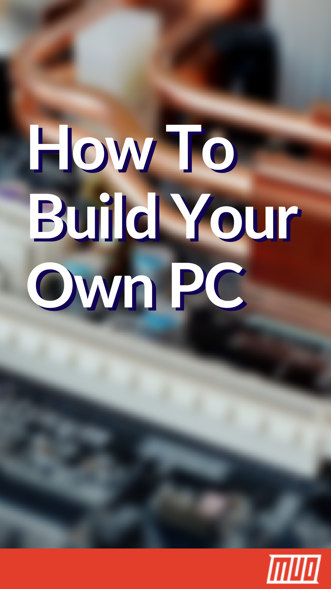 How To Build Your Own Pc Computer Build Build Your Own Computer Computer Diy