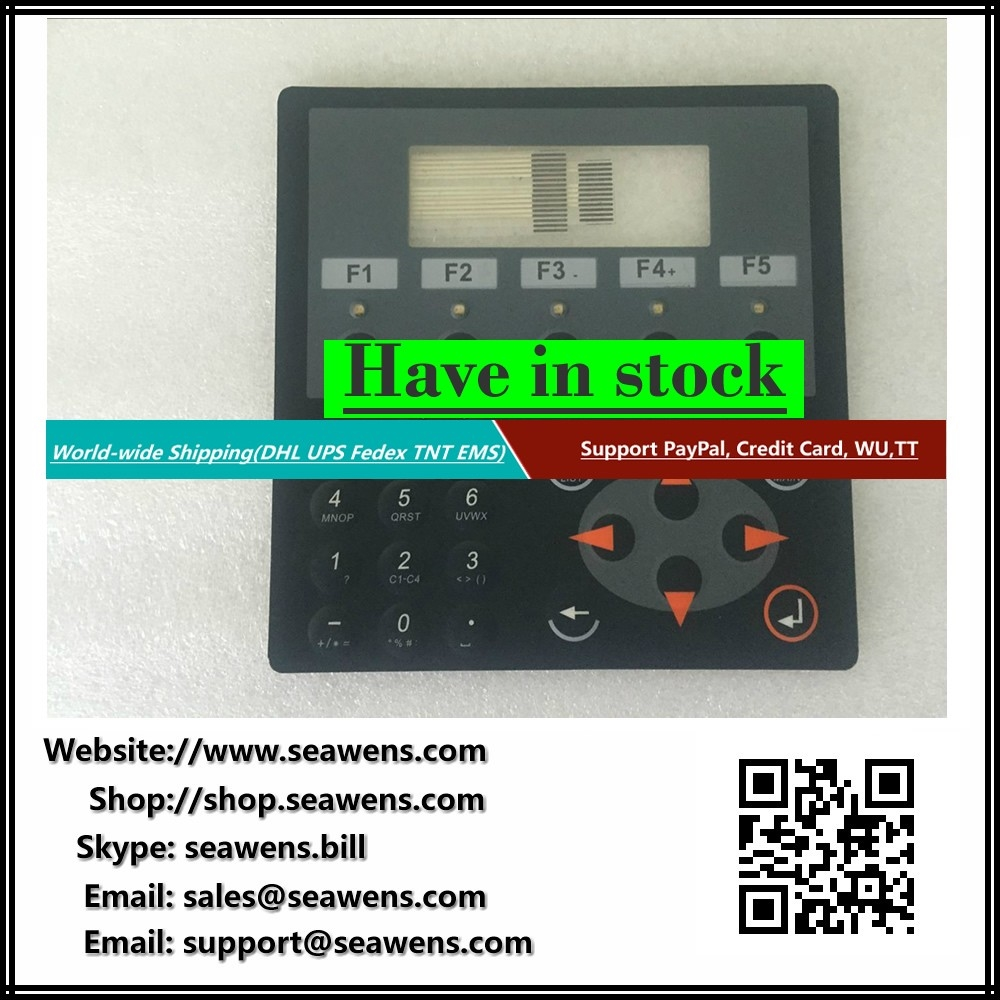 89.95$  Buy here - http://ali8nc.worldwells.pw/go.php?t=32642679127 - New Membrane keypad for Beijer E200 Repair NEW 100%,Fast Shipping 89.95$