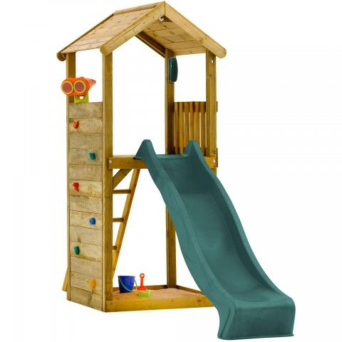 Plum Play Wooden Lookout Tower Only available in UK :( | Garden ...