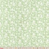Threaders Ditsy Floral Floral Mint Cut Length