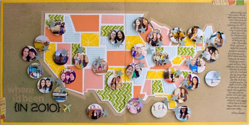 scrapbook idea!