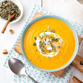 By Erin Dwyer     As the weather gets cooler its nice to curl up with a warm bowl of nourishing soup. This recipe has been adapted from a T...