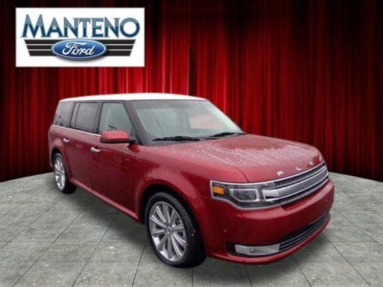 Ford Flex Red With White Roof Ford Flex Blue Books Kelley Blue