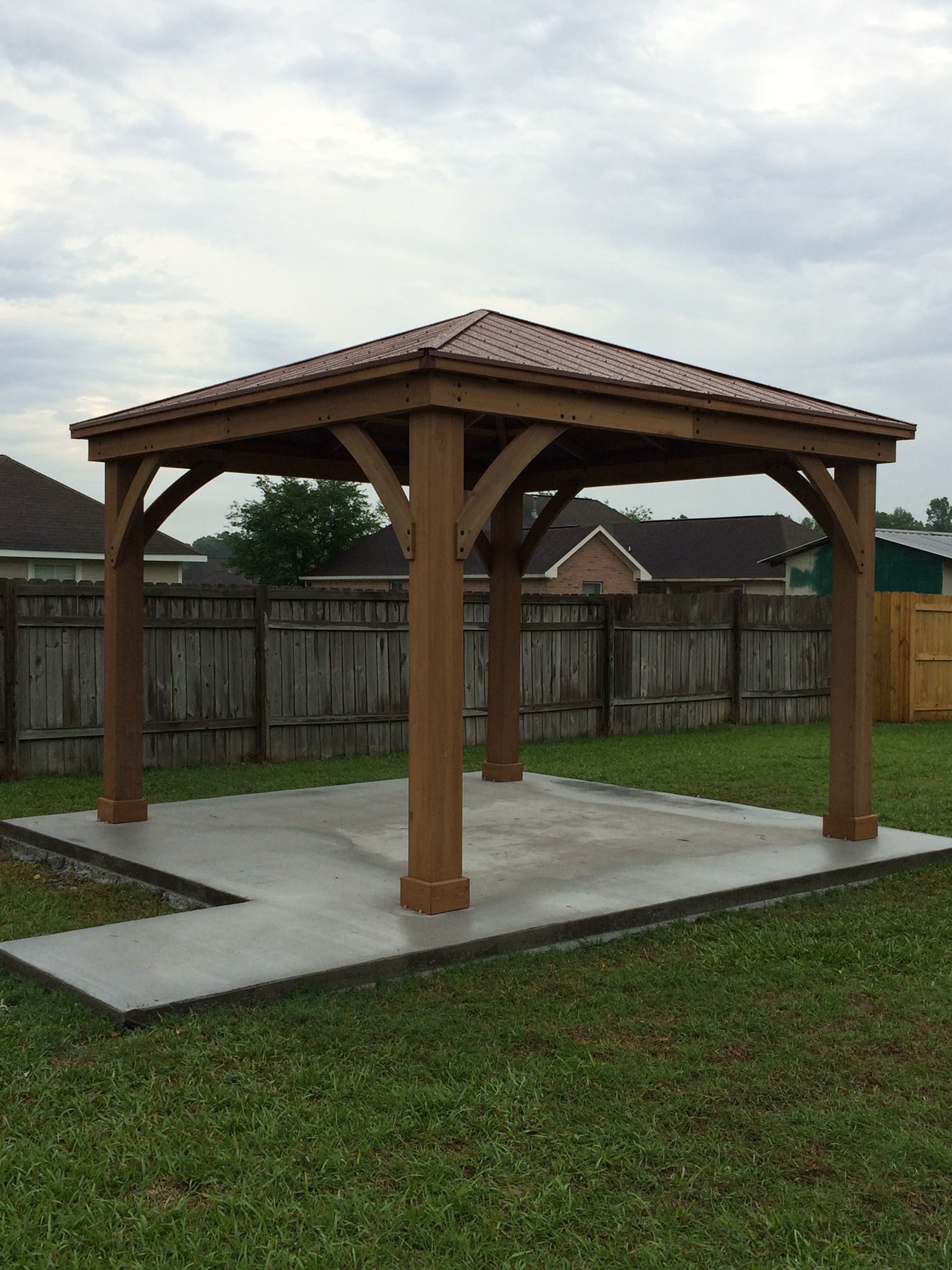 Projects of gazebos with barbecue. Pavilions with barbecue and barbecue