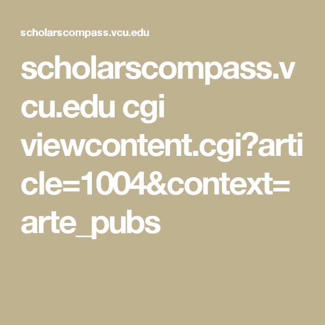 scholarscompass.vcu.edu cgi viewcontent.cgi?article=1004 ...