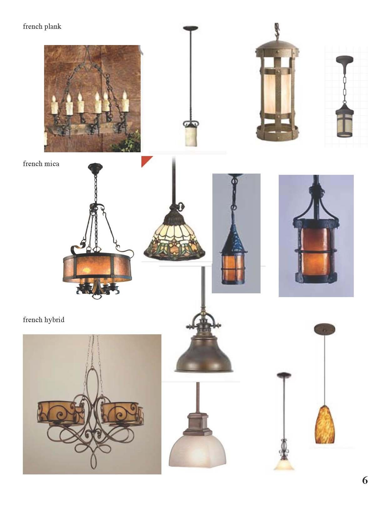 country lighting ideas. french country lighting selects 6 ideas