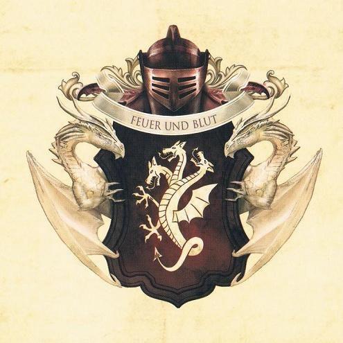 Family Crest of House Targaryen  Motto: