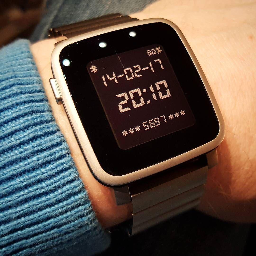 """Retro Digital"" Watchface by designsbv on"