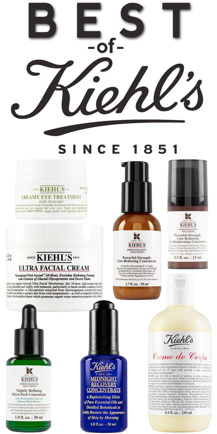 Facial reviews keihls products