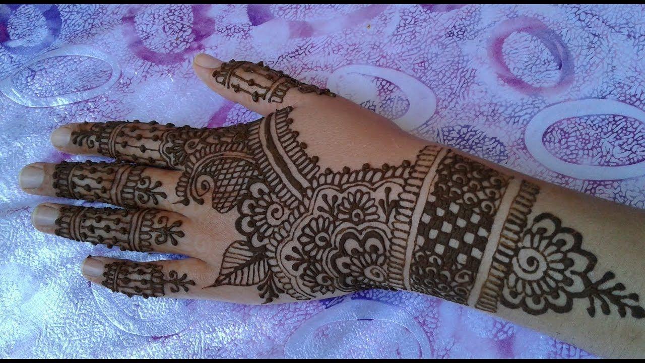 نقوش حنة سودانية روووووعة و جديدة جديدة جديدة نقش حناء سوداني Henna Tattoo Designs Henna Designs Hand Henna Designs