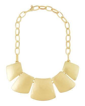 Kenneth Jay Lane statement necklace