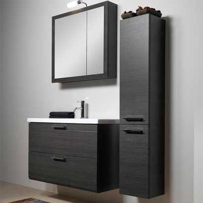 baños con muebles verticales - Buscar con Google | Muebles para ...