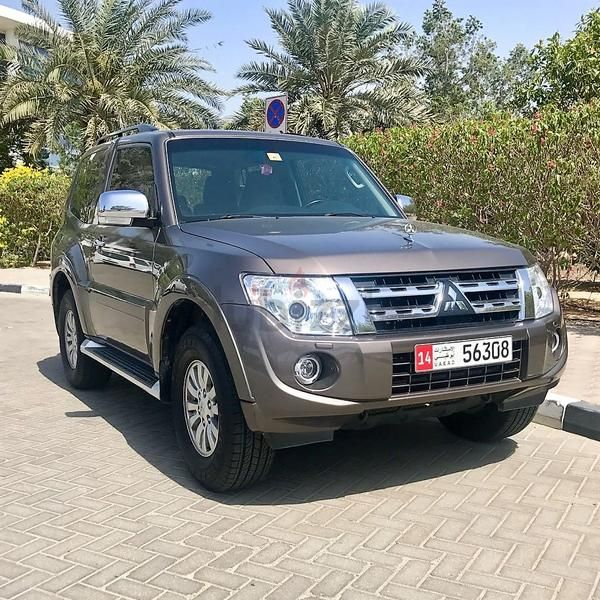 Dubizzle Dubai Pajero Verified Car Pajero  Door Gls Warranty And Service Package Gcc Specs Expat Owner