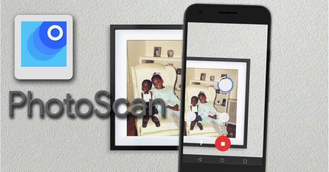 Google PhotoScan la nueva aplicación de escáner de Google Fotos para digitalizar nuestras fotos antiguas