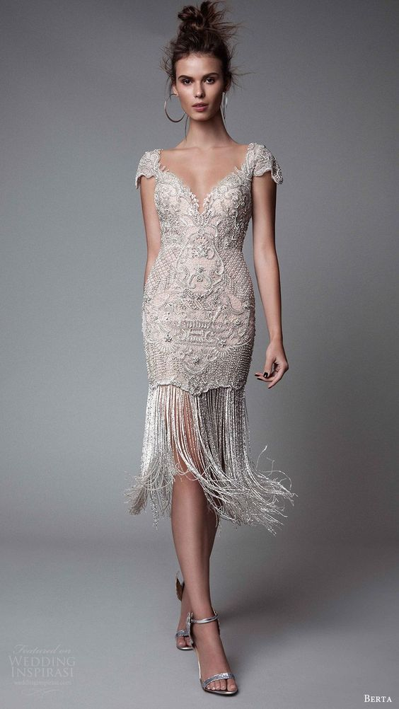 Berta Fall 2017 Ready-to-Wear Collection #fancydress