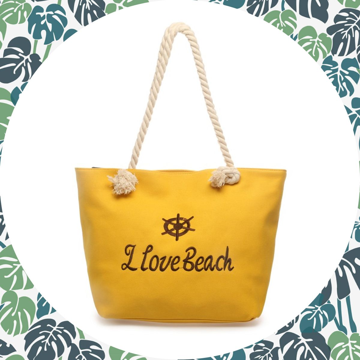 Prête pour les vacances !? No'oubliez pas de commander votre sac de plage lamodeuse.com! A shopper ici https://www.lamodeuse.com/paniers-sacs-de-plage/25460-sac-de-plage-jaune-uni.html #summer #été #2016 #shopping #wishlist #haul #fashion #blog #mode #modeuse