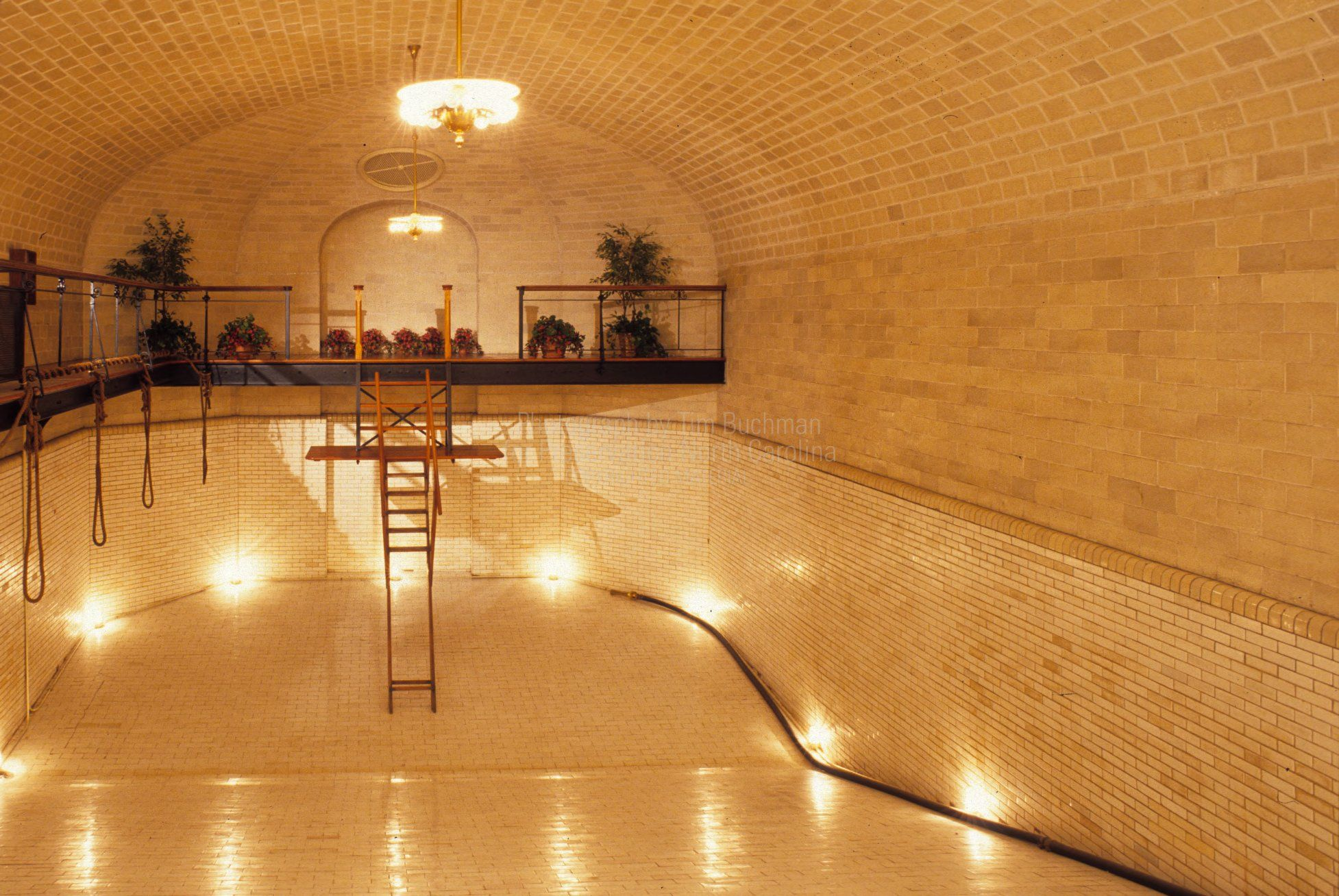 Biltmore estate interior pool images for Is biltmore estate haunted