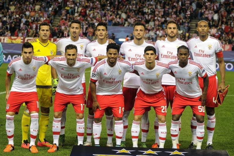 Onze do Benfica