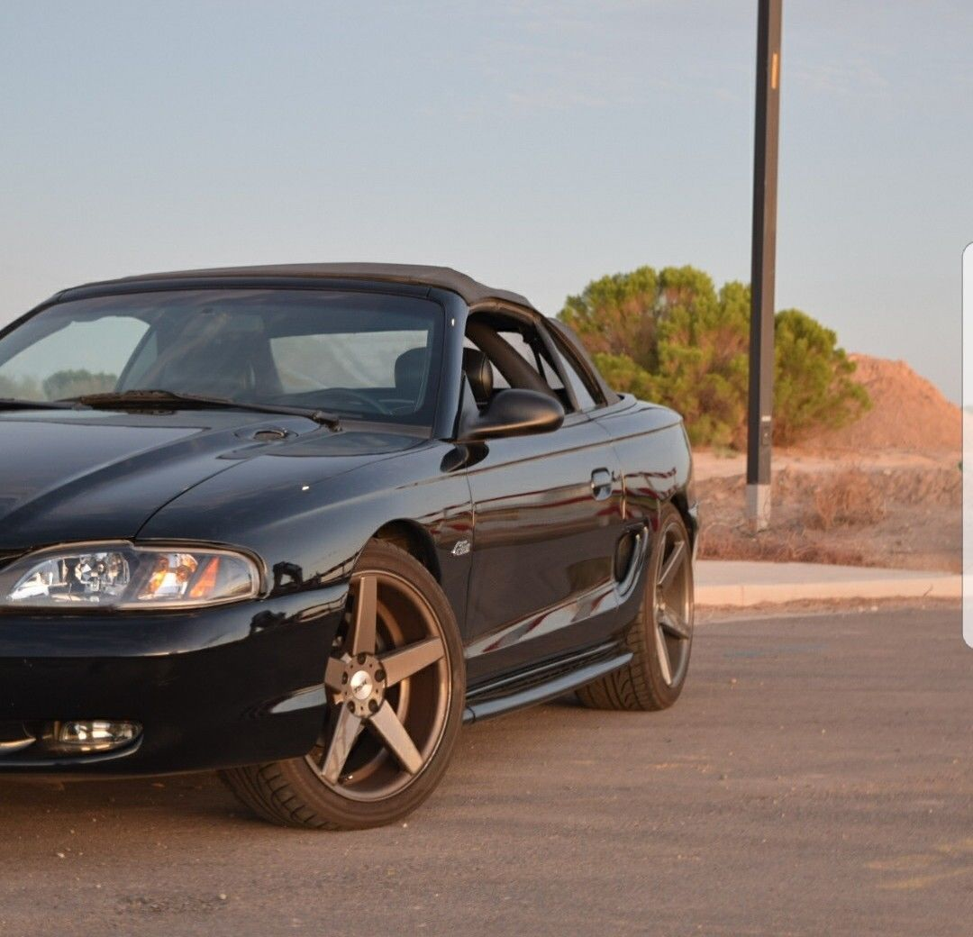 All Types 1996 mustang : All Types » 1996 Mustang Pictures - Car and Auto Pictures All ...